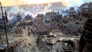 Панорама, Оборона Севастополя, 1854-1855. Крымская война (1853-1856).
