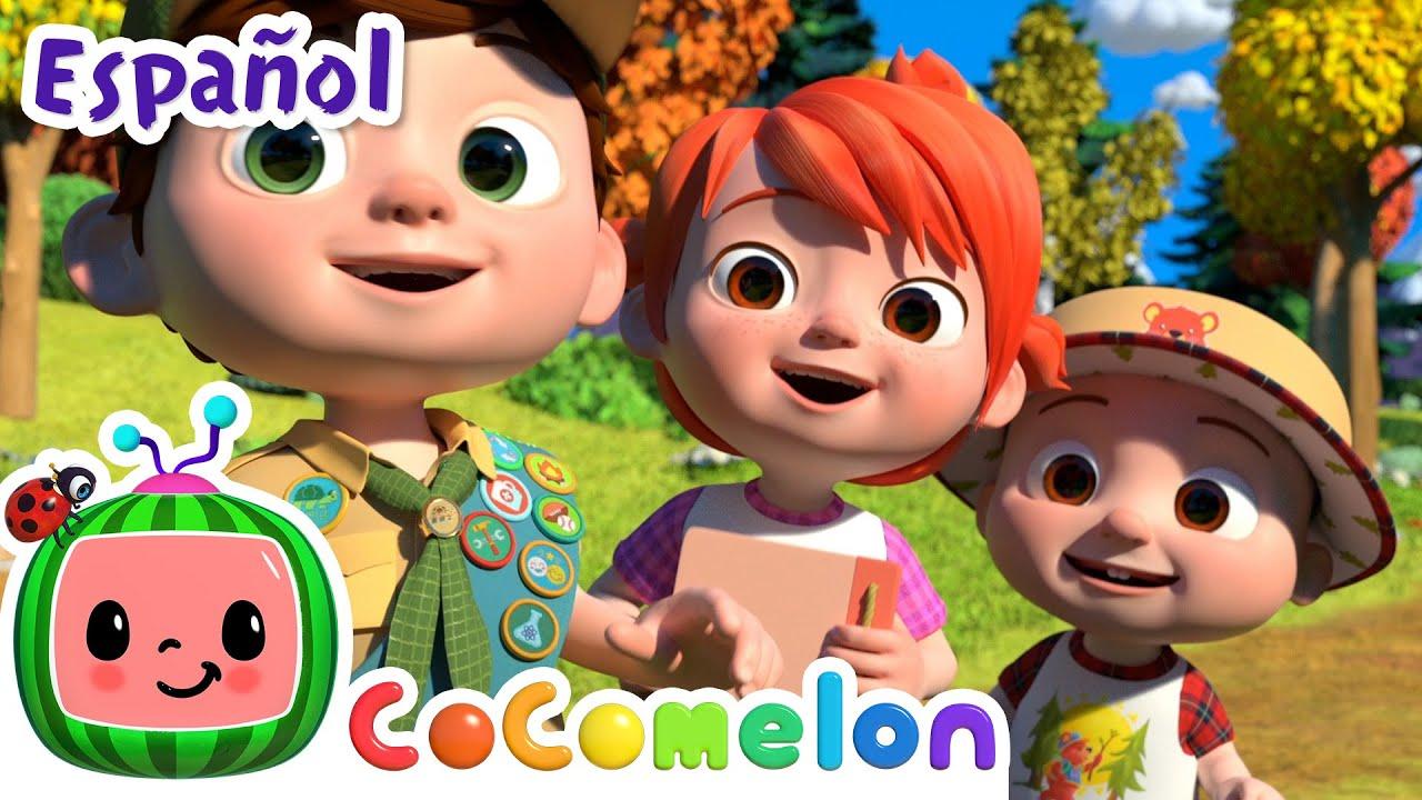CoComelon en Español   ¡Salgamos de excursión!   Canciones Infantiles y de Cuna