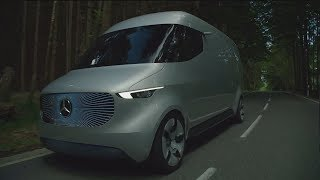 ➤Мерседес-Бенц Спринтер Будущего ➤Mercedes Sprinter Van Of The Future