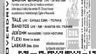 Yale (Capsule corps)- Live - @ Overdrive (Strasbourg) 2001