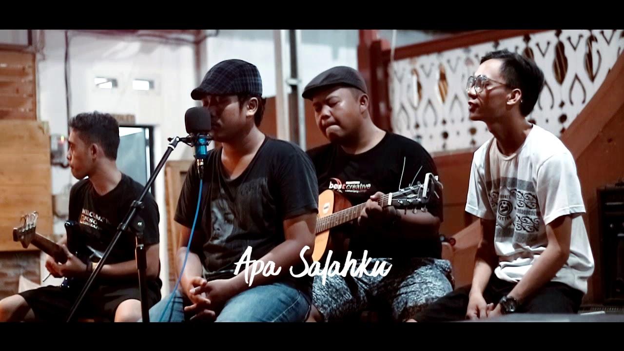 D'MASIV - APA SALAHKU (COVER) - YouTube