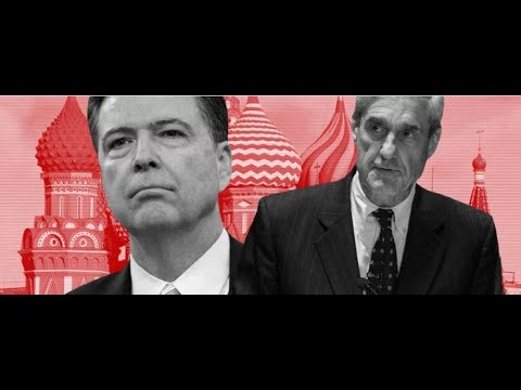 EXCLUSIVE! DOJ BRASS SAY COMEY STRUCK INSIDER IMMUNITY DEAL WITH MUELLER TO AVOID ALL CRIMINAL CHARG