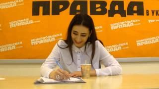 """ведущая пост-шоу """"Как выйти замуж"""" Роза Аль-Намри  -1"""
