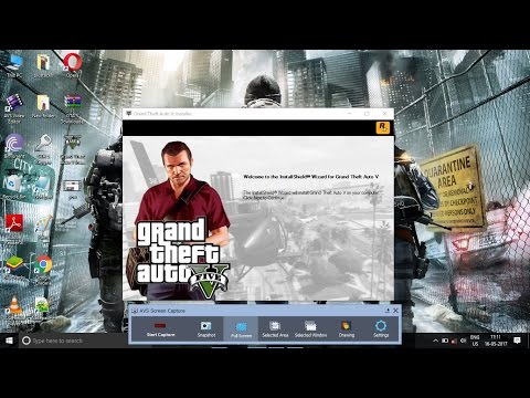 GTA 5 compressed file in 1.6mb & license key 100 % free