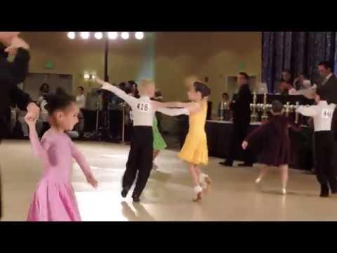 Samba, Eric & Dasha, Kings Ball 11/29/14, PT1 Bronze