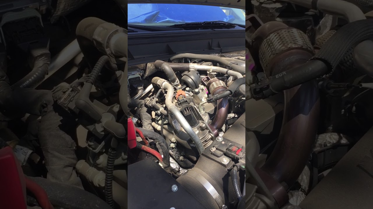 Waste gate solenoid? - Ford Truck Enthusiasts Forums