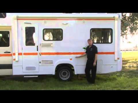 48c7b5afdd Campervan Rental New Zealand Britz Renegade - YouTube