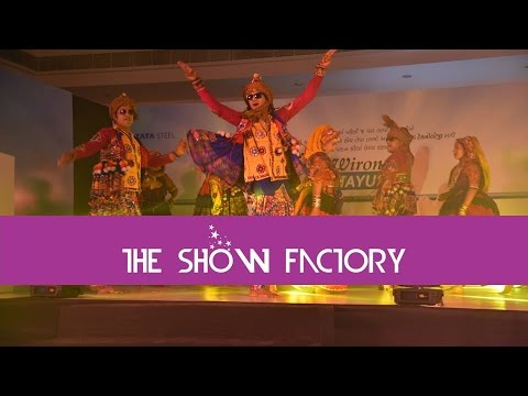 Folk Dance in corporate product launch event #uirpl #theshowfactory An Artist Management Company