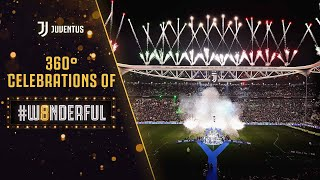 360° Trophy Lift | Our #W8NDERFUL celebrations from a unique angle!