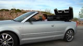 2004 Audi S4 Cabriolet -Test Drive - Viva Las Vegas Autos