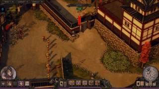 Shadow Tactics: Blades of the Shogun mission 13 Speedrun