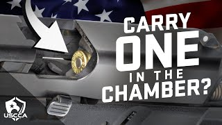 Carrying With One In the Chamber: Good Thing Or Bad Thing?