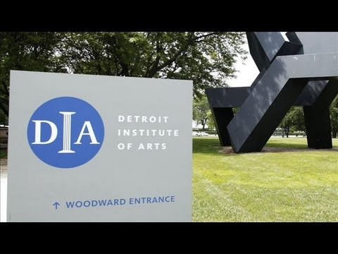 Detroit's Home-Grown Art Heist - WSJ Opinion