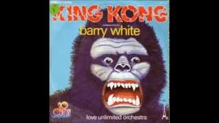 Love Unlimited Orchestra Theme from King Kong 12 Inch Promo Version