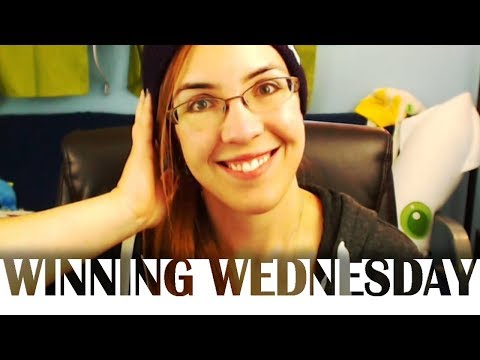 Winning Wednesday: ALL THE GAME RELEASES & I'M STILL SICK?! D;