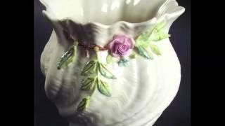 Ceramic Flower Pot Designs | Picture Set Of Beautiful & Decor Work