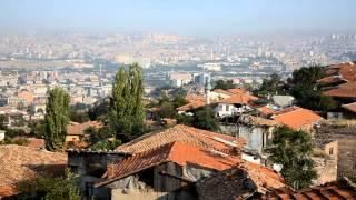 Исторический тур по Анатолии (день 2-й): крепость «Анкара»