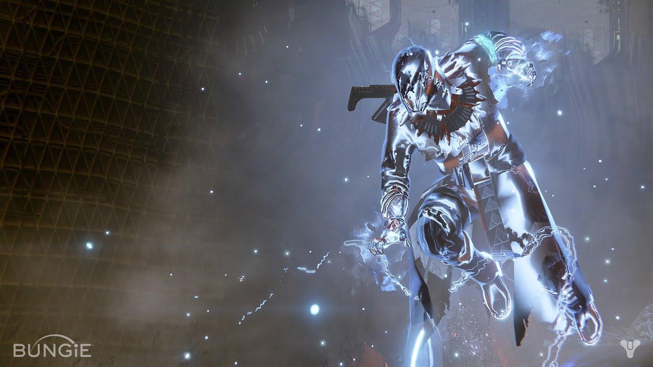 Destiny the taken king stormcaller path youtube - Warlock stormcaller ...