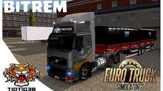 ⚫ Euro Truck Simulator 2 - MOD BITREM [ + DOWNLOAD ]
