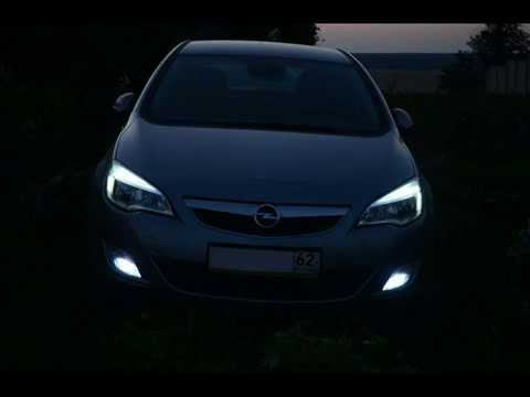 opel astra j led lights. Black Bedroom Furniture Sets. Home Design Ideas