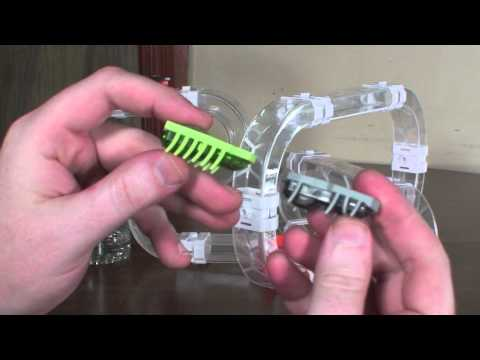 HexBug Nano V2: Infinity Loop and Orbit - Review