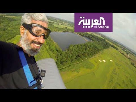 صباح العربية | فريد لفتة مغامر عراقي عينه على الفضاء  - 12:22-2018 / 7 / 17