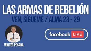 💛 VEN, SÍGUEME 2020 / 'LAS ARMAS DE REBELIÓN' / FACEBOOK LIVE 💻