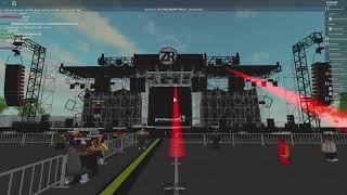 DJ SPECTRUMZ live at Euphoria-roblox