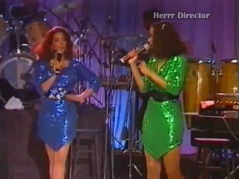 Sister Sledge - My Guy (live at the Roxy '84) part 3