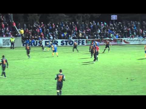Werder Bremen - Kosova (pjesa e dytë) www.ffk-kosova.com