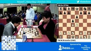 2016 Chess.com Isle of Man Tournament (Douglas) Round 1