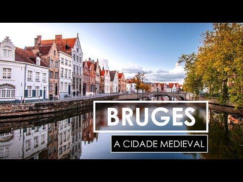 Viagem Europa - Bruges - Bélgica | Na Mala | Vlog