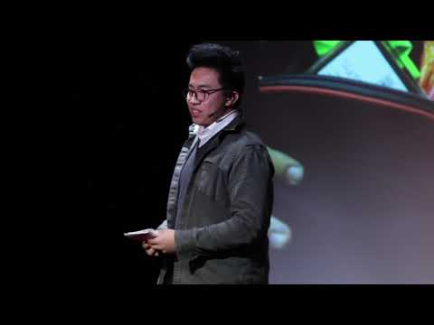 Take Charge and Improve Yourself | Alex Nguyen | TEDxYouth@Langley