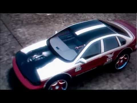 Waka Flocka Flame car (Hissa2) MidnightClub LA - YouTube