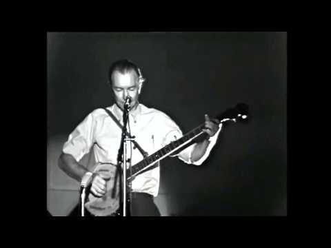PETE SEEGER ⑪ Where Have All The Flowers Gone (Live in Sweden 1968)