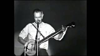PETE SEEGER ⑪ Where Have All The Flowers Gone (Live in Swe…