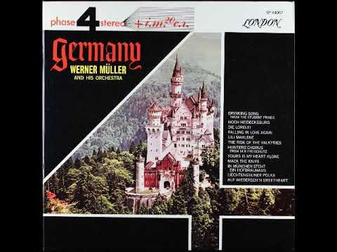Werner Müller - Germany (Full Album)