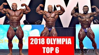 2018 Mr. Olympia Predictions- 2 weeks out
