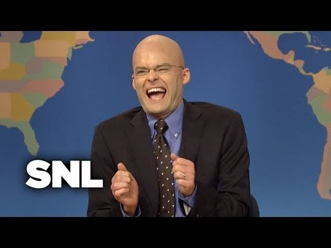 Weekend Update: James Carville On Gun Control - SNL