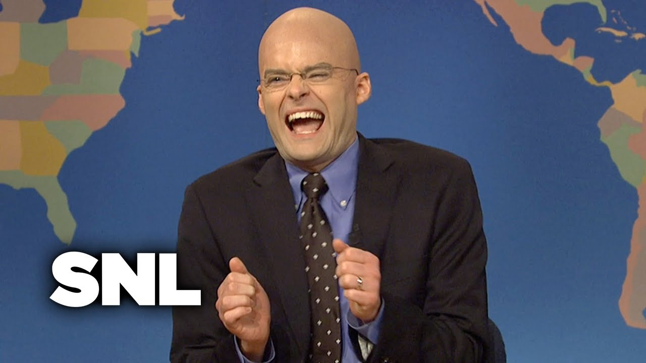 Weekend Update: James Carville on Birth Control - SNL ...