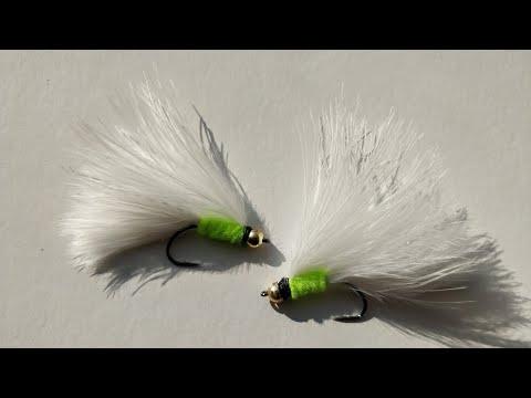 Fluebinding: Herningfluen/cats whisker - top 3 flue i put and take 4K