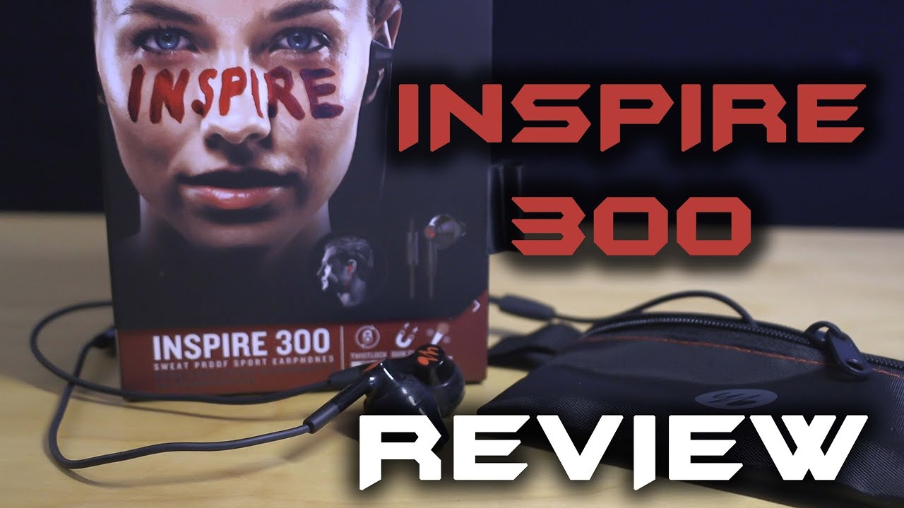 b2f9641c97b INSPIRE 300 yurbuds Review - YouTube