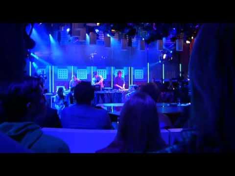 Extra opname: Nobody Beats The Drum - Poisson Vert - 24-10-2011