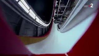 JO 2018 : Bobsleigh Hommes - Vivez en caméra embarquée l'expérience dans un bobsleigh