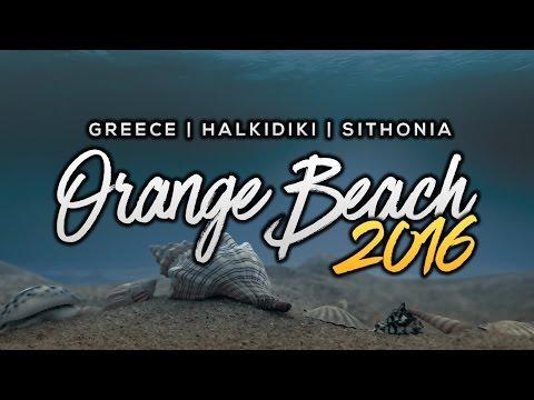Greece Orange Beach 2016 (Portokali)   Halkidiki - Sithonia