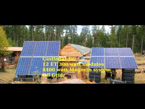 Backwoods Solar Electic Systems
