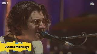 Arctic Monkeys - Tranquility Base Hotel + Casino (Live, Pro-Shot)