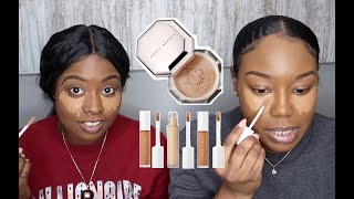 Fenty Beauty Pro Filt'r Instant Retouch Concealer And Setting Powder Review