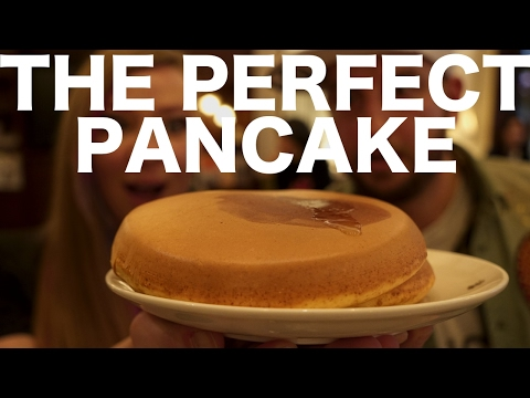 This is The Perfect Pancake