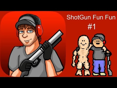Shotgun Fun Fun: Ep 1 CRAZY Jumpers!